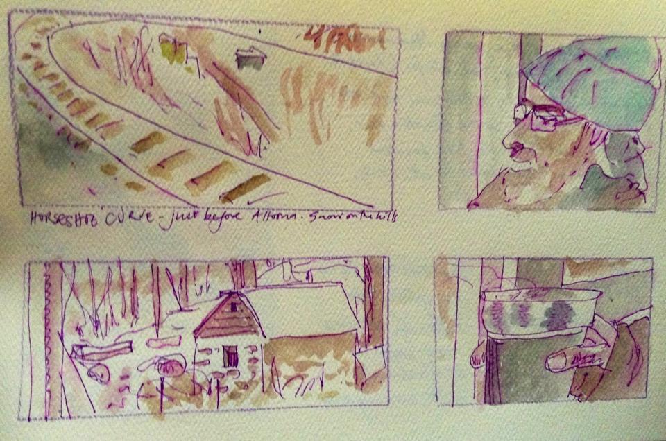 Alison's sketchbook